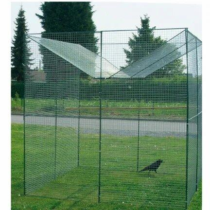 cage corbeaux
