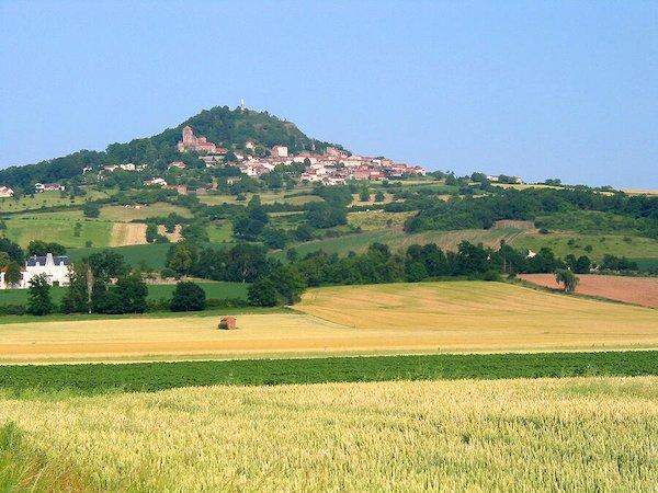 plaine de Limagne