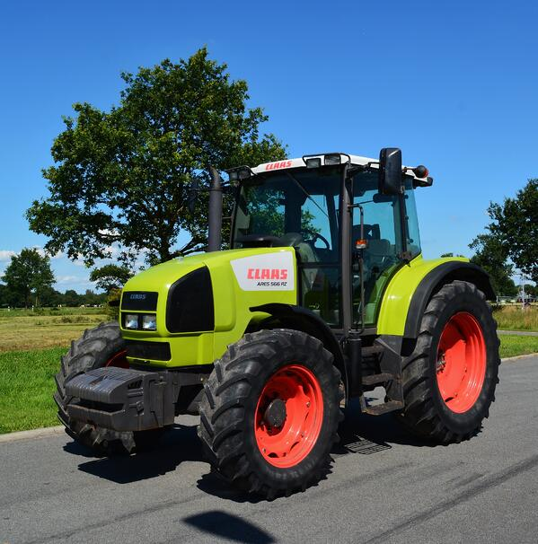 Tracteur Claas Arion 566 RZ