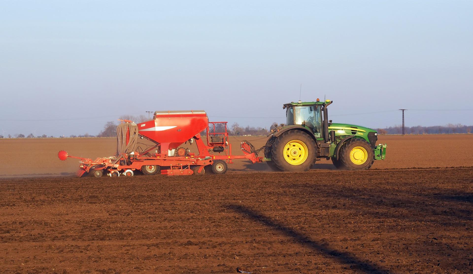 semoir blé densité semis