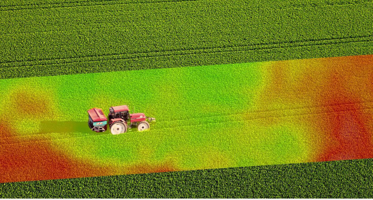 Agriculture de precision : qu'est-ce que l'indice NDVI ?
